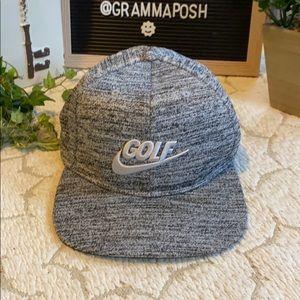 NWOT! Nike Golf Adjustable Hat!